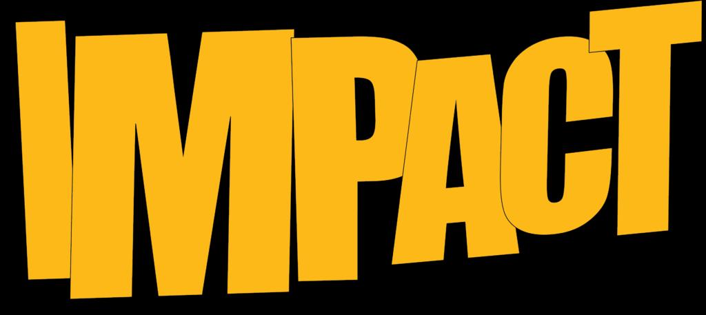 BMCC Impact event logo