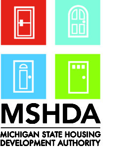 Michigan State Housing Development Authority logo